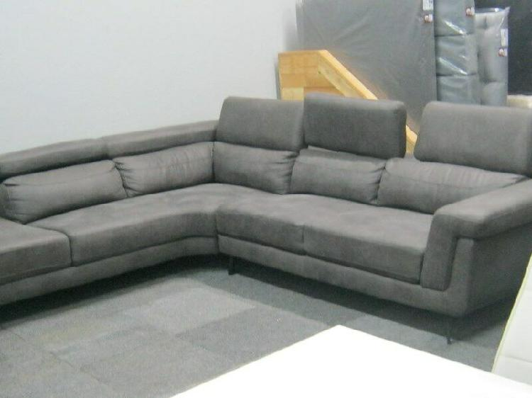 Corner Fabric Couch on sale for R12000