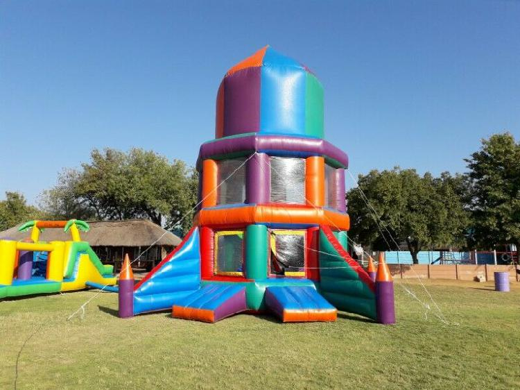 Jumping Castle Rocket for sale