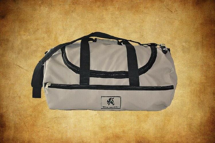 Quagga Carry All Bag - Ripstop Canvas - Wild Quagga
