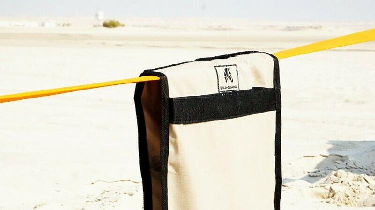 Recovery blanket - winch dampner - ripstop canvas - wild