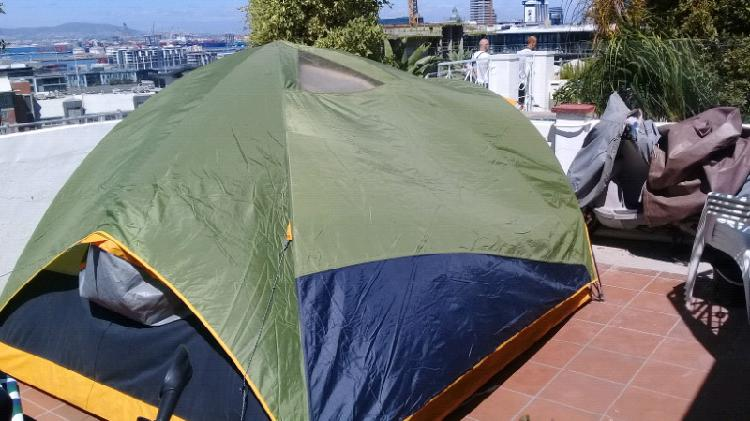 Tent - Outlook 4