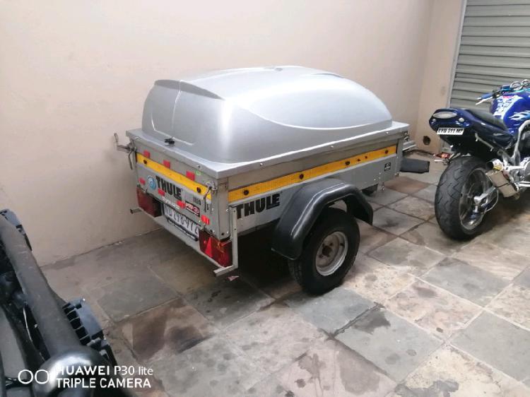 Thule trailer