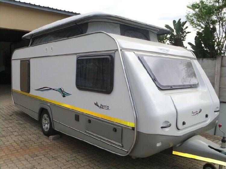 2015 jurgens penta caravan for sale