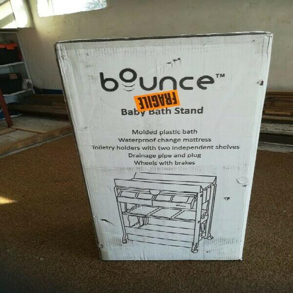 Bounce baby bath stand (compactum)