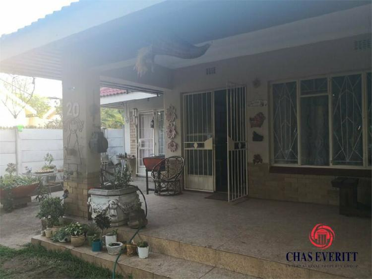 House in ganyesa now available