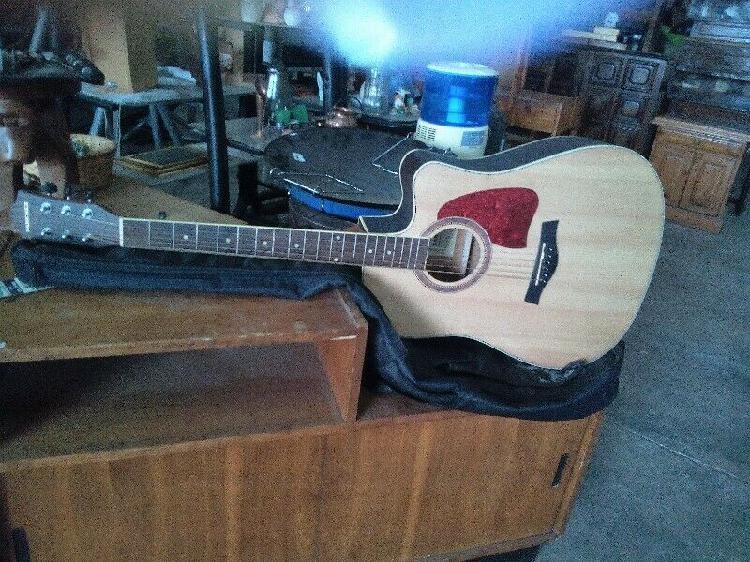 Sanchez handmade acoustic guitar