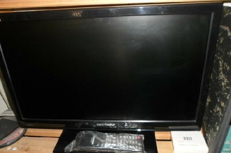 "Brand new telefunken 24"" hd led flatscreen tv"