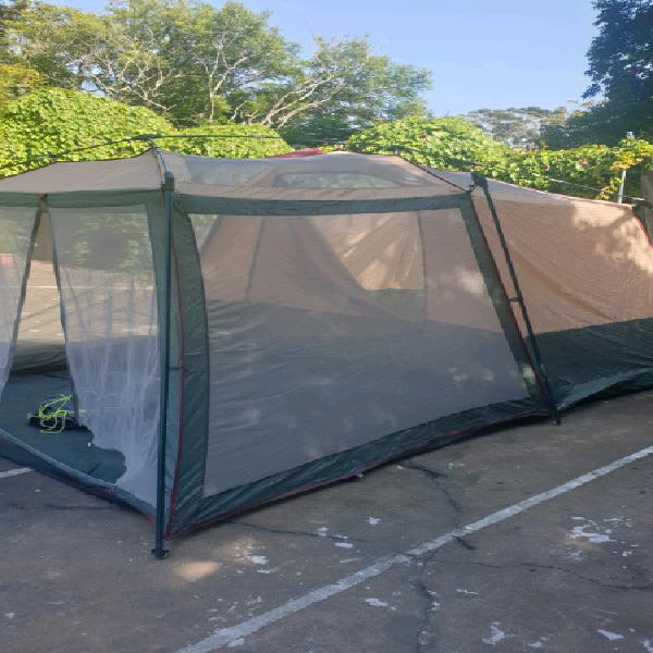 Camp master family tent