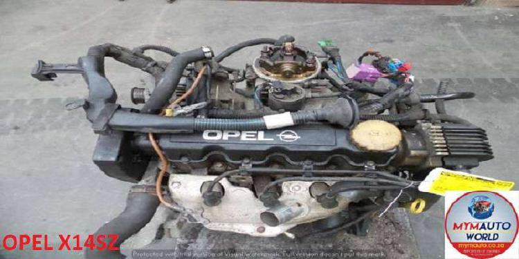 Imported used opel corsa 1.4l engines for sale at mym