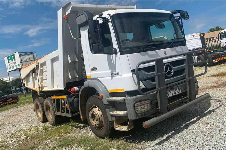 Mercedes-Benz MERCEDES BENZ AXOR 2628 10M3 TPPER - South
