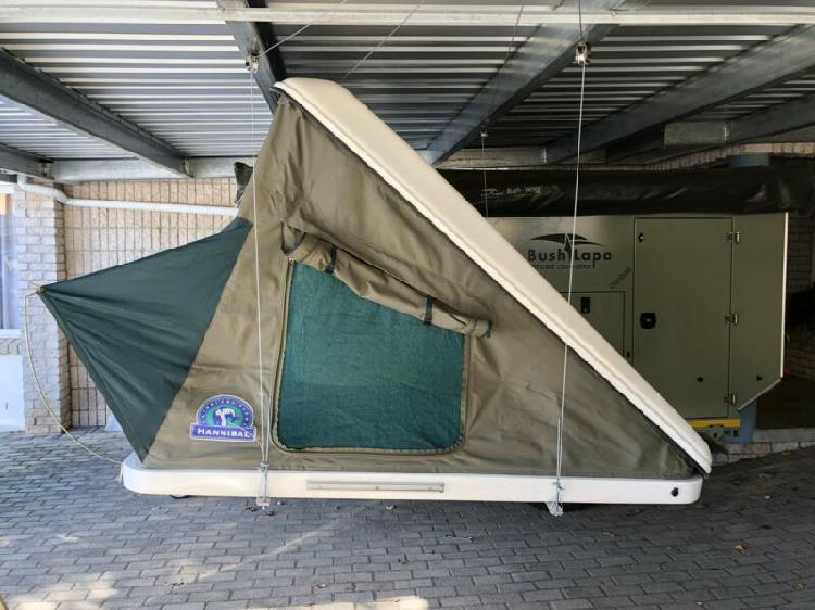 Rooftop tent for sale r17500
