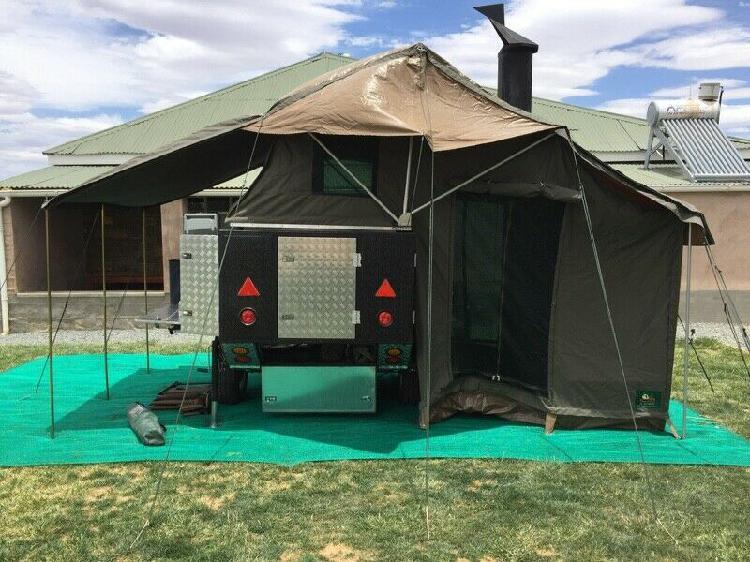 Tentco senior trailer tent