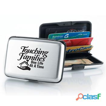 Advertise your brand with custom travel wallet