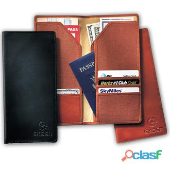 Advertise Your Brand With Custom Travel Wallet 1