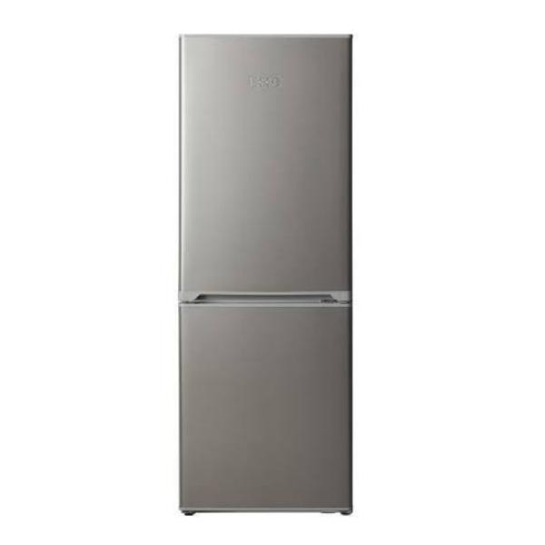 Metallic kic fridge freezer