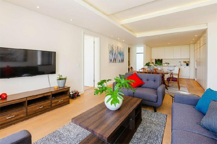 Spacious two bedroom polo village apartment to rent at val