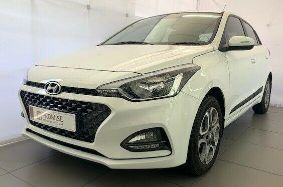 2019 hyundai i20 1.4 fluid for sale!