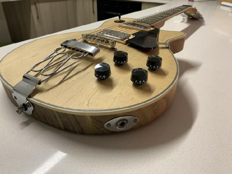 Custom electric guitar for sale