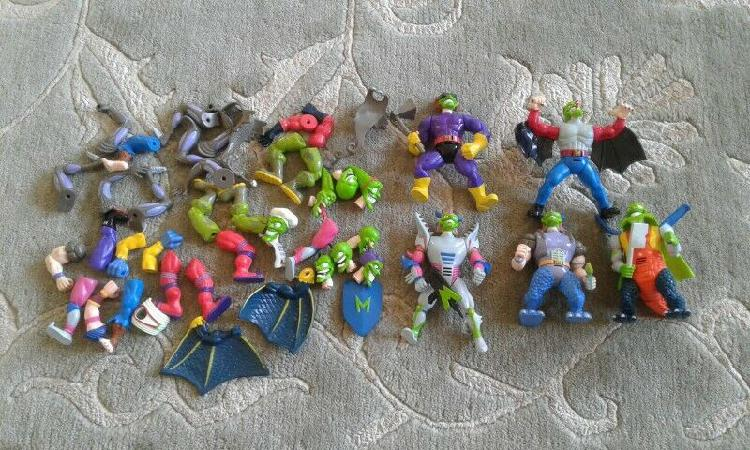 The mask 1997 toy island figure collection for sale