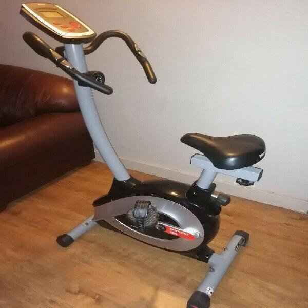 Trojan exercise bike in good condition with free delivery