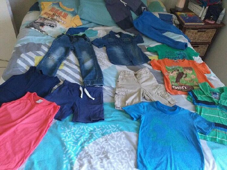 4-5 year old boys clothing