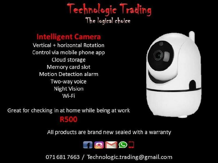Intelligent camera