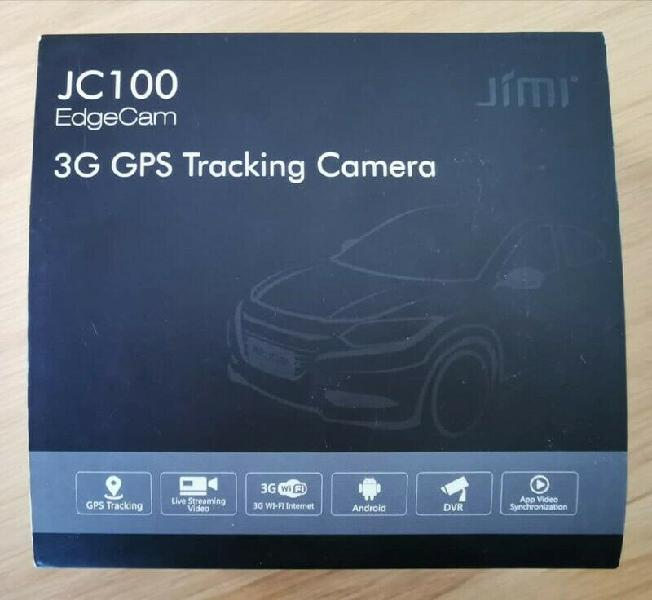 Jimi 3g gps tracker edgecam jc100 - new