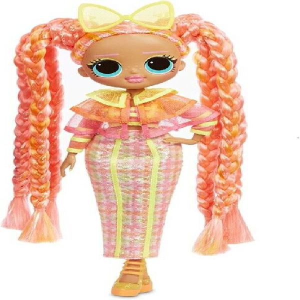 L.o.l surprise! o.m.g. lights dazzle fashion doll with 15