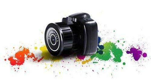 Smallest mini hd spy digital camcorder dv dvr hidden cam web