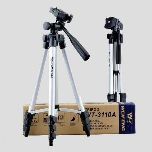 Universal flexible wt-3110a tripod with 3-way for digital