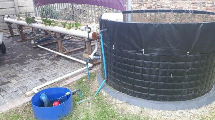 Water tank 2000 liter