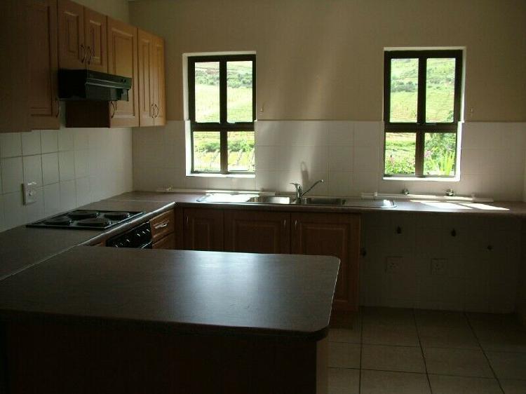 3 bedroom house to rent - welgevonden