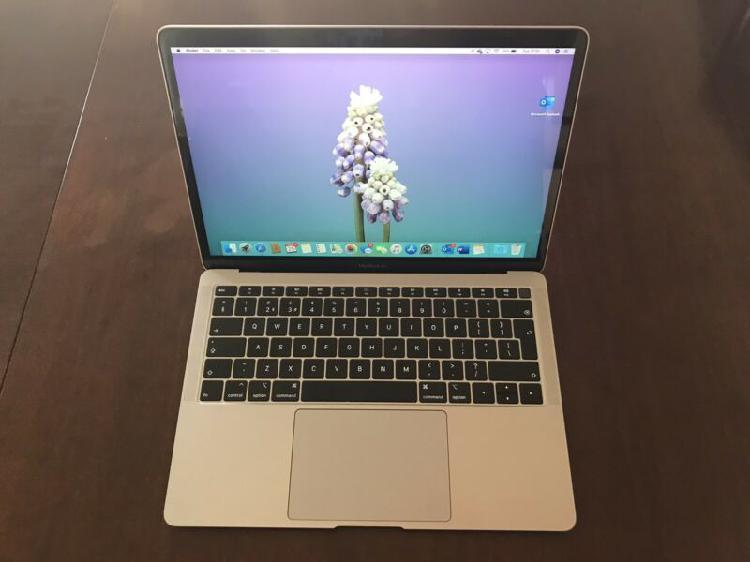 Brand new macbook air