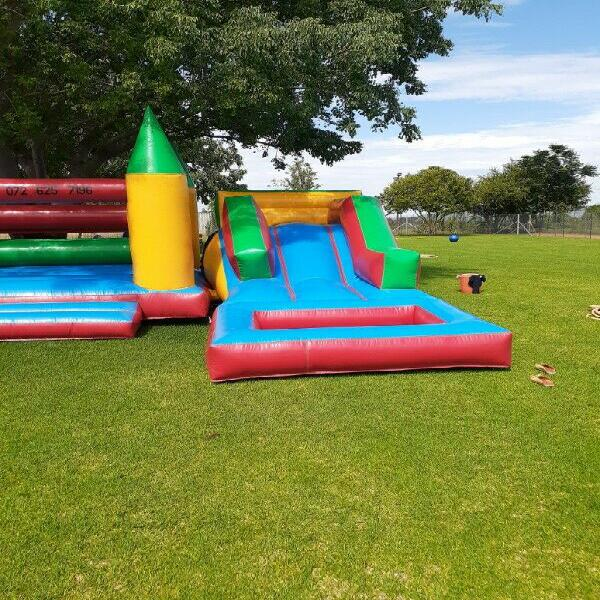 Jumping castles to hire