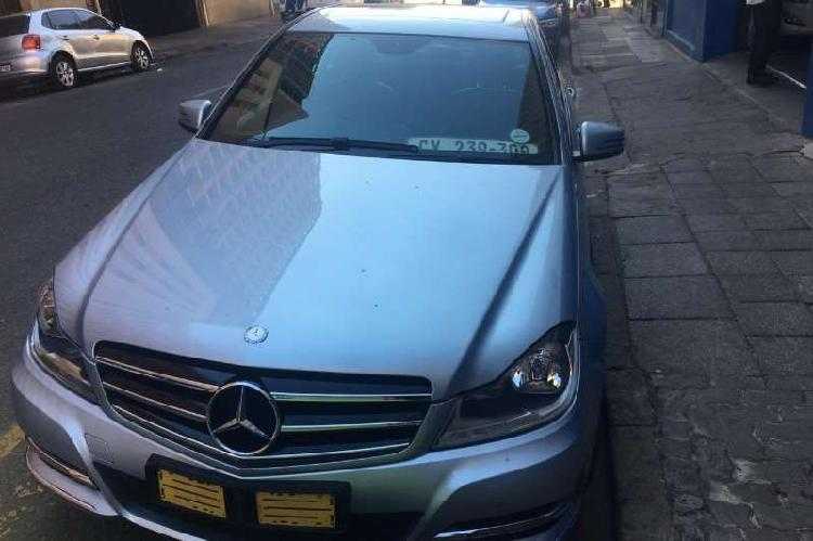 Mercedes benz c class c200cdi estate avantgarde 2014
