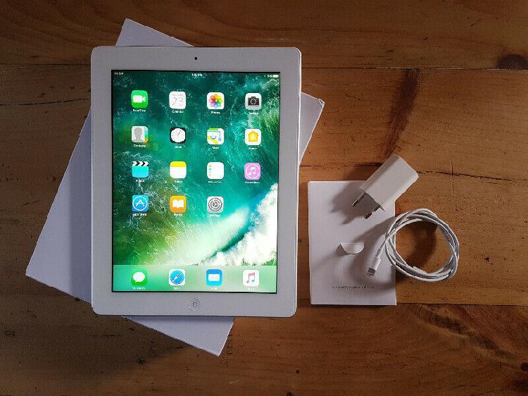 3g apple ipad 4 (neat condition) r2200 neg
