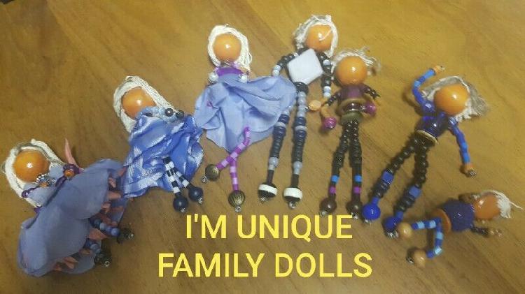 I'm unique family dolls
