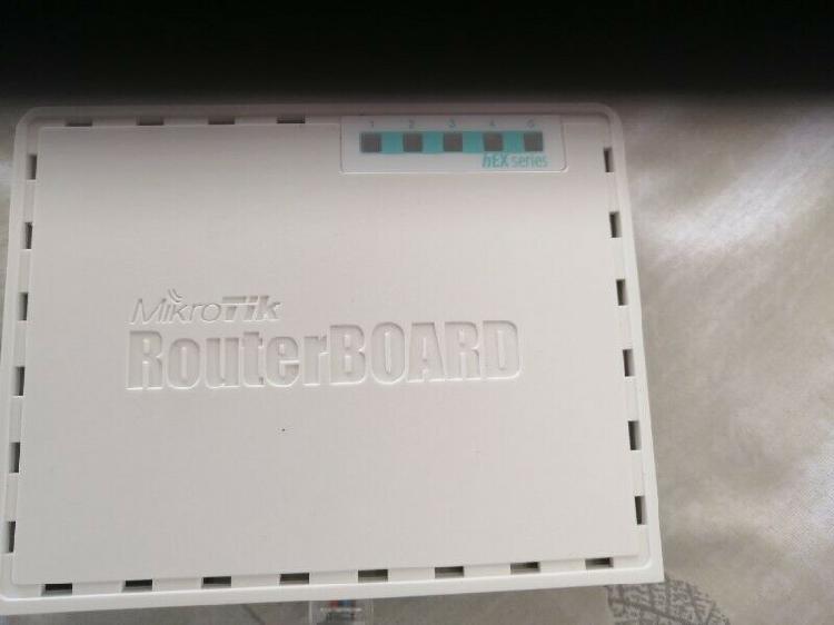Routerboard mikrotik