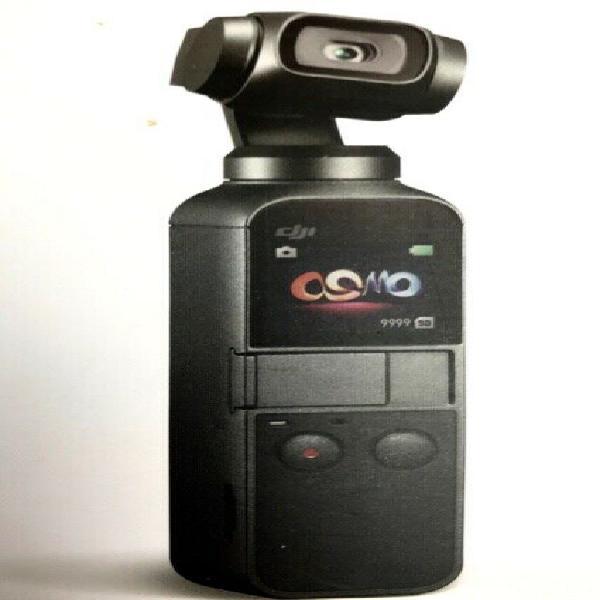 Dji pocket gimbal camera