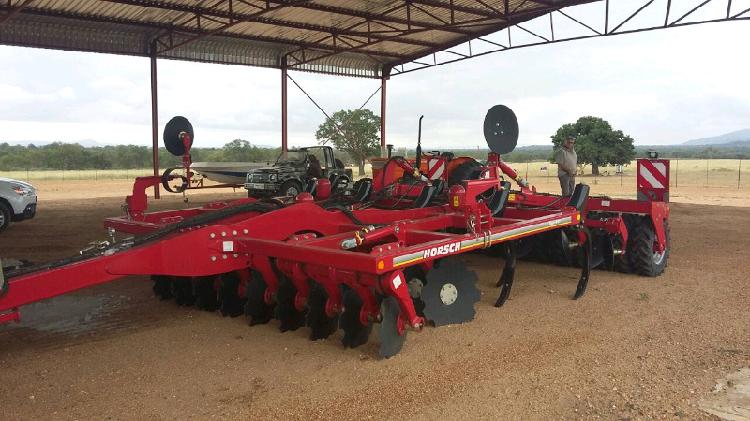 Horsch tiger 4mt cultivator for sale like new-