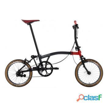 Brompton s2e chpt3 2017 folding bike (usd 1343)