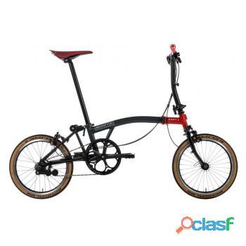 Brompton s2e chpt3 2018 folding bike (usd 1470)
