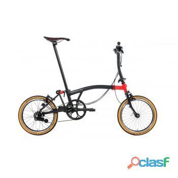 Brompton s6e chpt3 2019 folding bike (usd 1757)