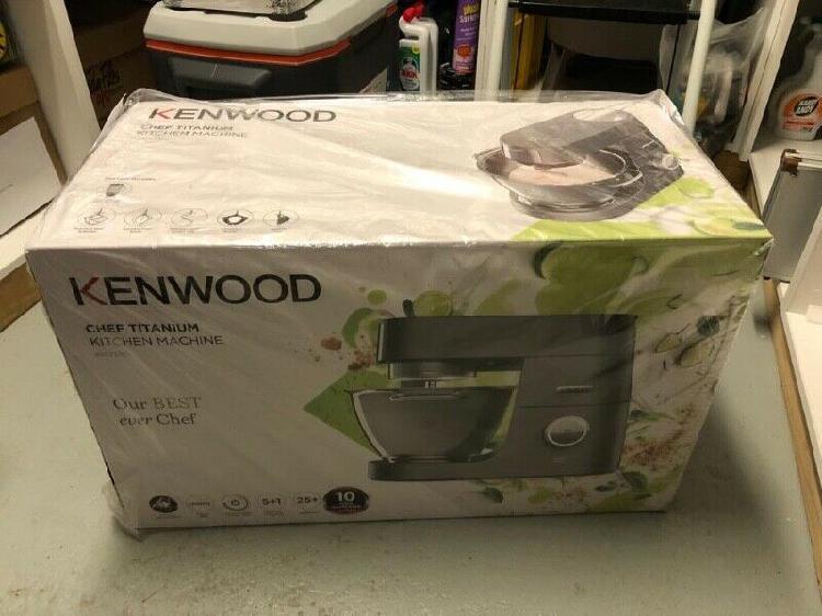 Kenwood - titanium chef kitchen machine - kvc7320s