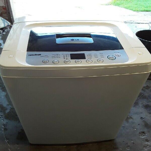 Washing machine lg top loader port elizabeth.