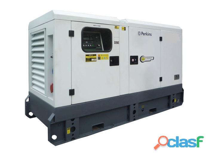 Perkins 10 kva silent 3 phase ats diesel generator