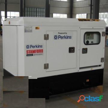 Perkins 15 kva silent ats 3 phase diesel generator