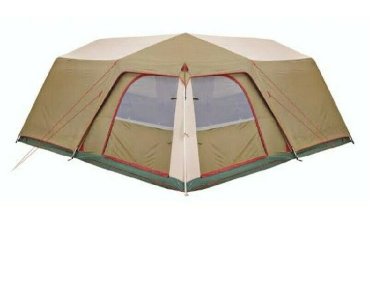 Campmaster family cabin 820 tent