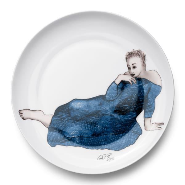 Carrol boyes enticing dinner plates, set of 4