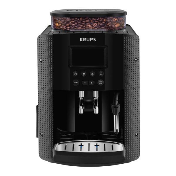Krups essential automatic bean to cup espresso machine,